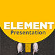 Element Power Point Presentation Template - GraphicRiver Item for Sale