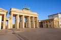 The famous Brandenburger Tor in Berlin - PhotoDune Item for Sale