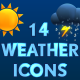 3D Weather Icons - VideoHive Item for Sale