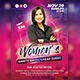 Women's Conference Flyer Templates - GraphicRiver Item for Sale