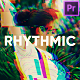 Rhythmic Glitch Opener for Premiere Pro - VideoHive Item for Sale