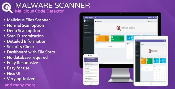 Malware Scanner - Malicious Code Detector Download
