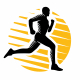Running Human - GraphicRiver Item for Sale