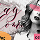 Online Music Show Flyer - GraphicRiver Item for Sale