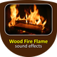 Wood Fire Flame Sounds