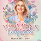 Womens Conference - GraphicRiver Item for Sale
