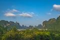 Green lush karst Yangshuo landscape in China - PhotoDune Item for Sale