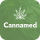 Cannamed - Cannabis & Marijuana WordPress - ThemeForest Item for Sale