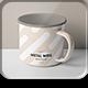 Metal Mug Mock-up - GraphicRiver Item for Sale