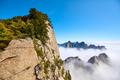 Huashan National Park mountain landscape, China. - PhotoDune Item for Sale