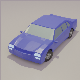 Blue_Car - 3DOcean Item for Sale