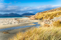 The sandy beach at Luskentyre on the Isle of Harris - PhotoDune Item for Sale