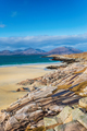 Blue skies over Traigh Rosamol beach - PhotoDune Item for Sale