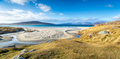The beautiful sandy beaches at Luskentyre - PhotoDune Item for Sale