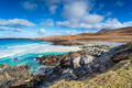 A remote beach at Mealista on the Isle of Lewis - PhotoDune Item for Sale