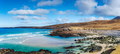 The beautiful coastline and beach at Mealista on the Isle of Lewis - PhotoDune Item for Sale
