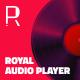 Royal Audio Player - CodeCanyon Item for Sale