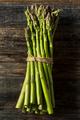 Raw Organic Green Asparagus - PhotoDune Item for Sale