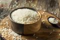 Raw Organic Dry White Rice - PhotoDune Item for Sale