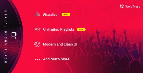 Royal Audio Player Wordpress Plugin Download