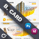 Real Estate Business Card Templates - GraphicRiver Item for Sale