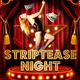 Striptease Night Flyer Template - GraphicRiver Item for Sale