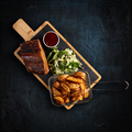 Delicious barbecued ribs - PhotoDune Item for Sale