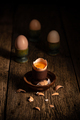 Fresh brown eggs - PhotoDune Item for Sale