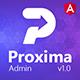 Proxima - Angular 9 Admin Template - ThemeForest Item for Sale