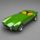car concept - 3DOcean Item for Sale