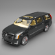 Cadillac Escalade - 3DOcean Item for Sale