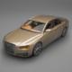 Audi A8 - 3DOcean Item for Sale