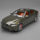 Lexus GS 350 - 3DOcean Item for Sale