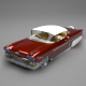 impala 1958 - 3DOcean Item for Sale