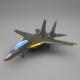 F-14 fighter - 3DOcean Item for Sale