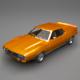 classic car - 3DOcean Item for Sale