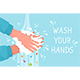 Wash Your Hands - GraphicRiver Item for Sale