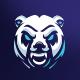 Aggressive Polar Bear Logo - GraphicRiver Item for Sale