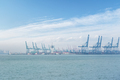 the port of tianjin - PhotoDune Item for Sale