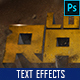 Superhero Title 3D Text Effect - GraphicRiver Item for Sale