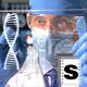 Scientist Looking Futuristic Data - VideoHive Item for Sale