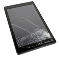 A Smashed Tablet Display Screen - PhotoDune Item for Sale