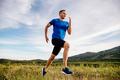 sporty man runner running - PhotoDune Item for Sale