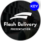 Flash Delivery Keynote Template - GraphicRiver Item for Sale
