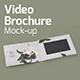 Video Brochure Mock-Up - GraphicRiver Item for Sale