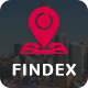 Findex - Directory Listing HTML Template - ThemeForest Item for Sale