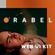 Orabel – Portfolio Figma Template