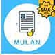 Mulan - Resume / CV Template + RTL - ThemeForest Item for Sale