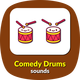 Comedy Drum Sounds