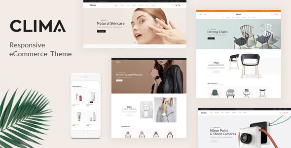 Review: Clima - Responsive WooCommerce WordPress Theme free download Review: Clima - Responsive WooCommerce WordPress Theme nulled Review: Clima - Responsive WooCommerce WordPress Theme